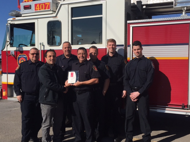 Pompiers image